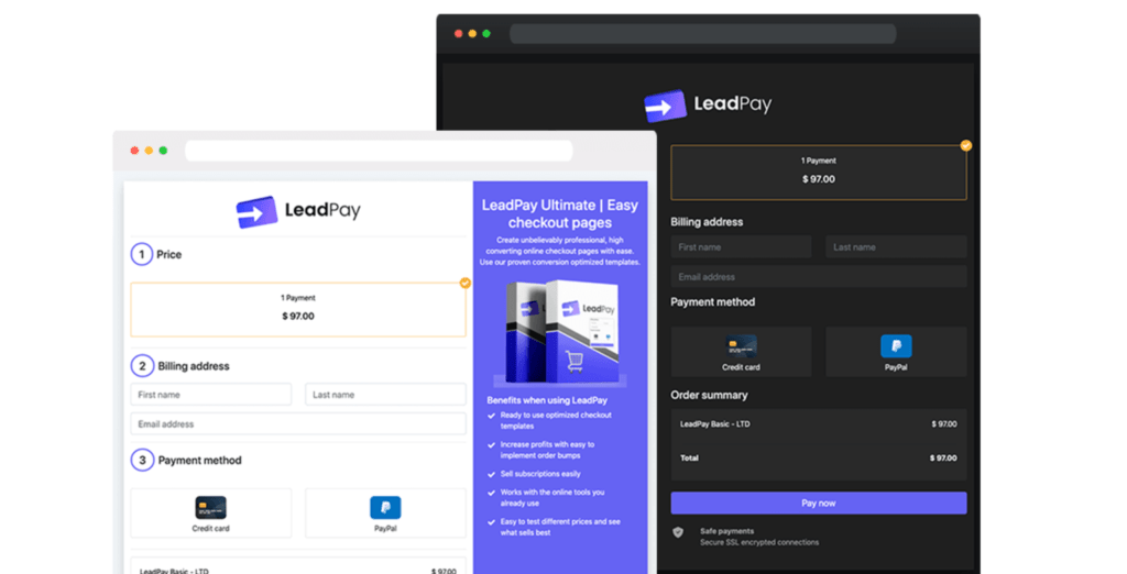 LeadPay lifetime deal 2