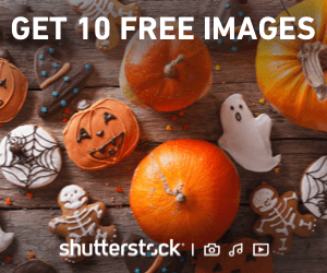 get 10 free Shutterstock images
